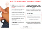 Thumbnail Lose the Love Handles PLR Autoresponder Message Series