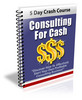 Thumbnail Consulting for Cash PLR Autoresponder Messages