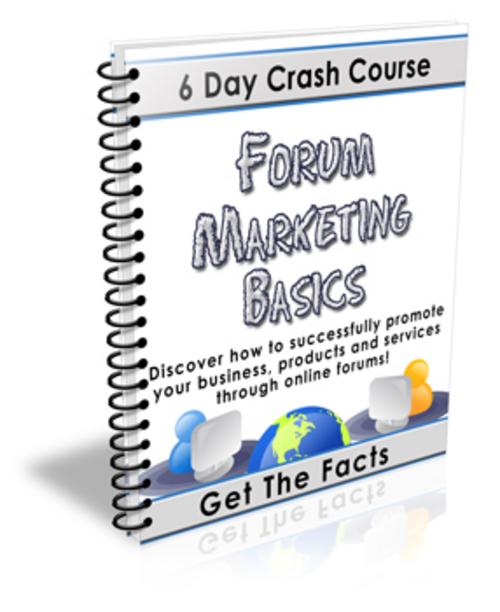 Product picture Forum Marketing Secrets Autoresponder Messages PLR