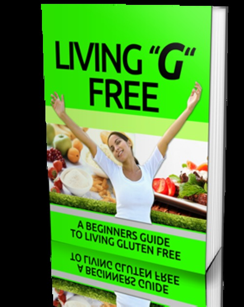 Product picture Living Gluten Free PLR with Private Label Rights