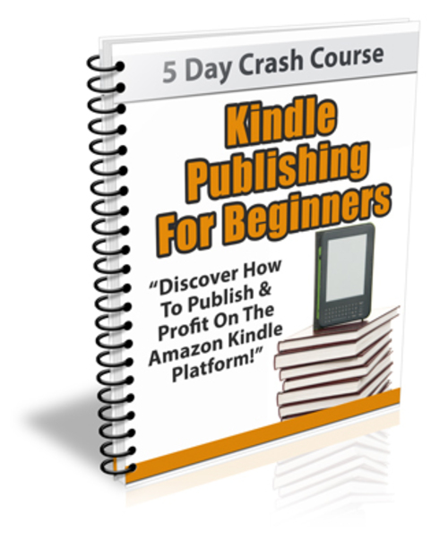 Product picture Kindle Publishing For Beginners PLR Autoresponder Messages
